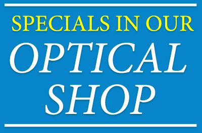 Optical Shop Specials