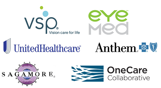 Accepted insurance: EyeMed, VSP, Anthem Blue Cross Blue Shield, United Health Care, Sagamore, OneCare